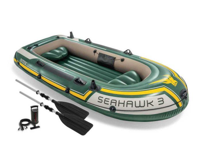 Schlauchboot Intex - Seahawk 3 Set
