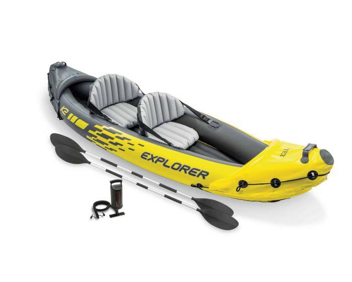 Schlauchboot Intex - K2 Set