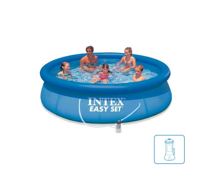 Intex Easy Set Pool Ø 305 cm Inkl. Filterpumpe