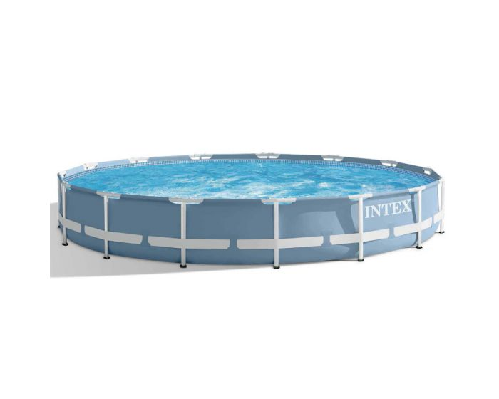 Intex Prism Frame Pool Ø 457 x 84 cm (Set)