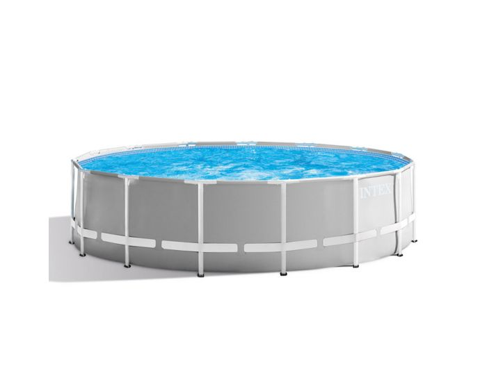 Intex Prism Frame Pool Ø 457 x 122 (Set)