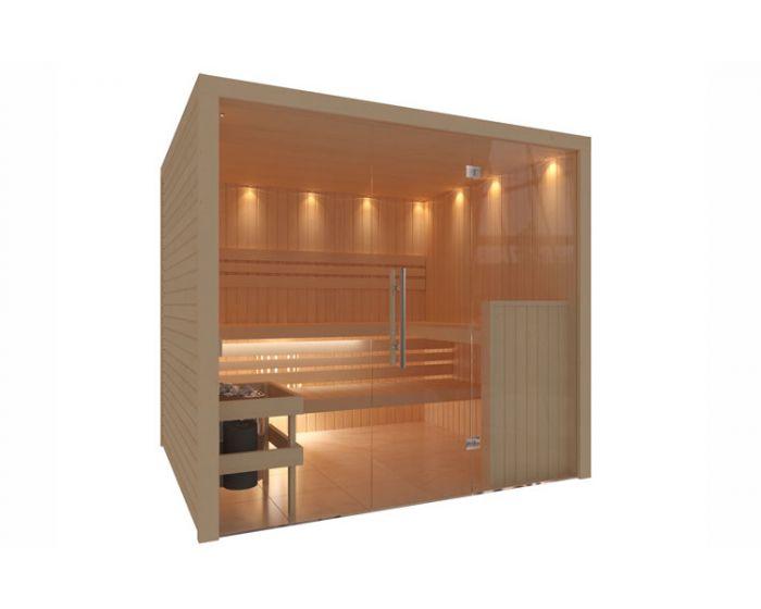 Interline Royal Sauna 227x196x204
