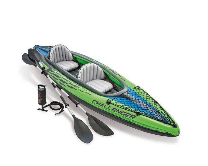 INTEX™ Aufblasboot – Challenger K2 Kayak
