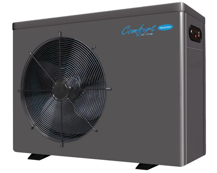 Wärmepumpe Orilux - 8 kW 2018 (Pools bis 40.000 liter)