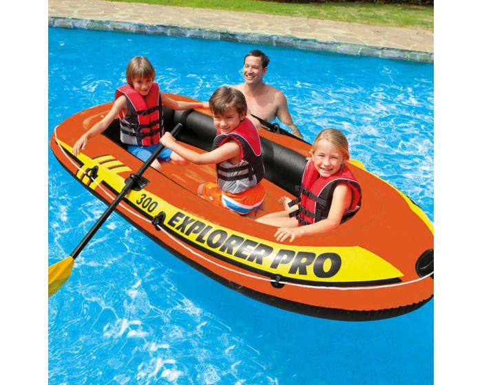 Schlauchboot Intex -  Pro 300 SET