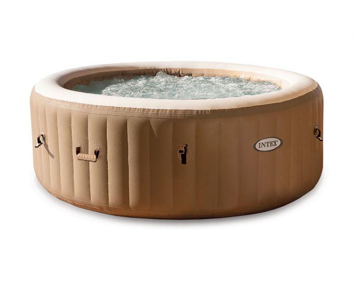 Intex Pure Spa Whirpool Ø 216 cm 6-personen