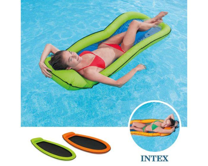 Intex Luftmatratze – Mesh Lounge Wasserhängematte