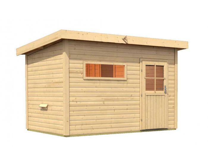 Interline Rauma 2 Sauna Set 337x231x239
