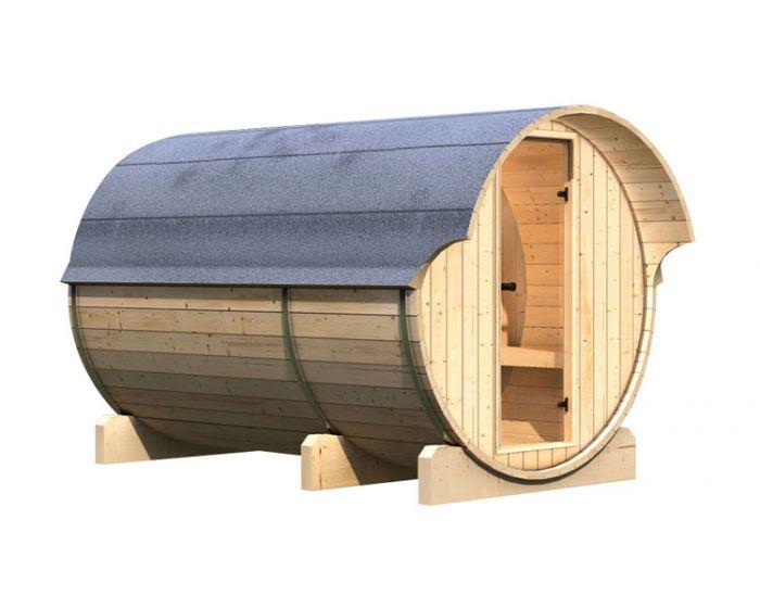 Interline Kotka 3 Sauna 205x285x216