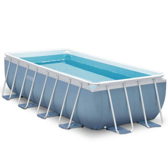 Stahlrahmen pool excellent awesome summer waves for Intex pool 150 cm tief