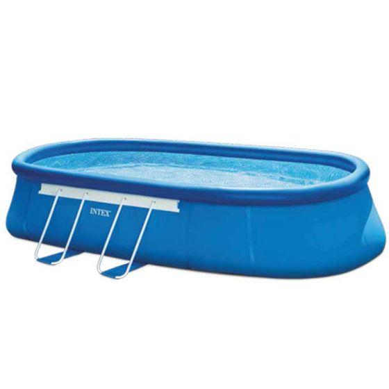 Intex Oval Frame Pool 610x366x122 (Set) 1