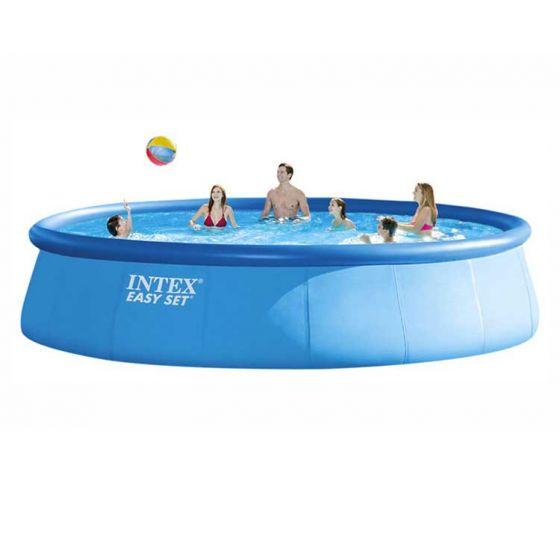 Intex Easy Set Pool Ø 549 X 122 Cm (Set) 2