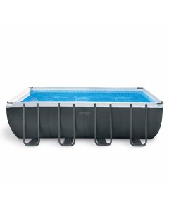 Intex Ultra XTR Quadra Frame Pool 549 x 274 x 132 cm (Set Inkl. Sandfilteranlage)