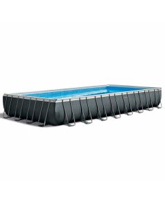 Intex Ultra XTR Frame Pool 975 x 488 x 132 cm (Set Inkl. Sandfilteranlage)