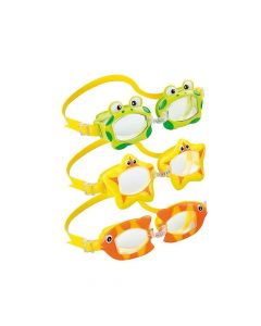 "Intex Kinderschwimmbrille - ""Fun Goggles"""