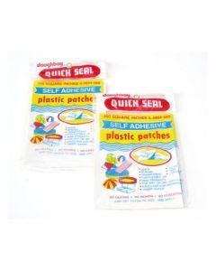 Selbstklebende Plastik Flicken