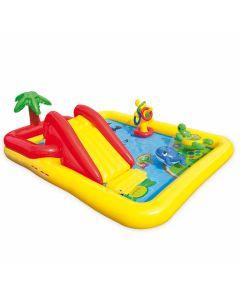 Intex 2 in 1 Spielpool: Ocean Play Center