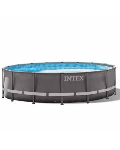 Intex Ultra Frame Pool Ø 488 x 122 (Set)