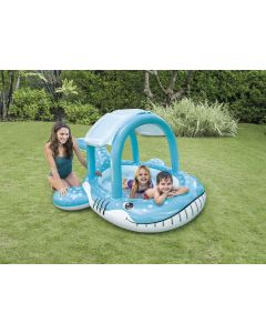 INTEX™ Whale Shade Pool Kinderschwimmbad | Intex Poolstore