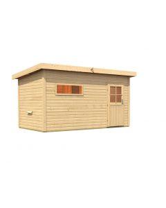 Interline Rauma 3 Sauna Set 393x231x239