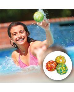 Intex Wasserspielzeug: Satz von 3 absorbierenden Bällen