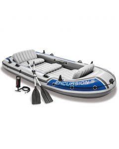 Schlauchboot Intex - Excursion 5 Set
