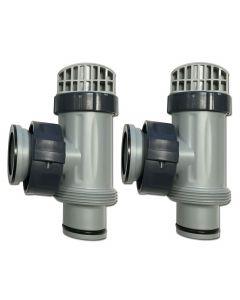 Intex Ventil Set 2 Stück (25010)