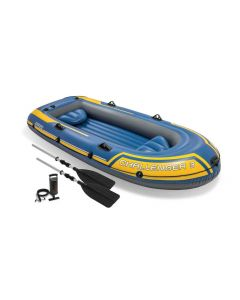 Schlauchboot Intex - Challenger 3 Set