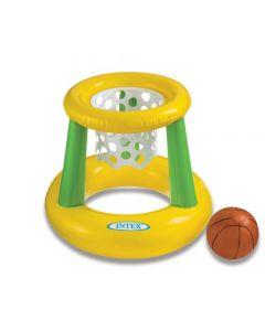 Intex Aufblasbare Schwimmende Basketballspiel