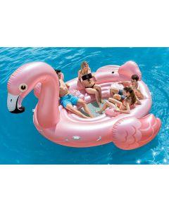 INTEX™ Ride on Flamingo Party Insel