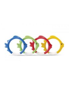 INTEX™ Fun Tauchringe Fischmotiv