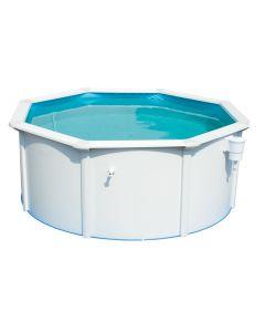 Splasher pool Ø 360 x 120 cm