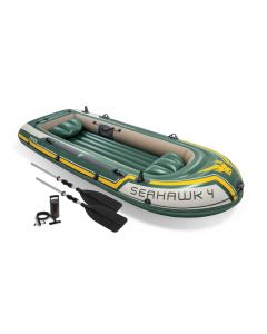 Schlauchboot Intex - Seahawk 4 Set