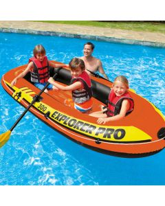 Schlauchboot Intex -  Pro 300 SET