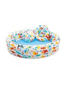 INTEX™ Kinderschwimmbad – Fishbowl Pool Set
