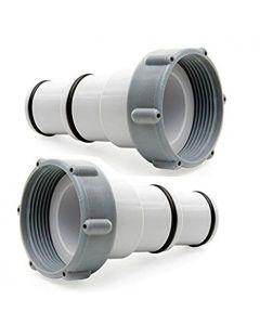 Intex Koppelstück Schwimmbad Adapter 32mm 2 Stück | Intex Poolstore