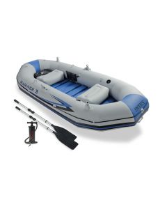 INTEX™ Aufblasboot - Mariner 3 Set