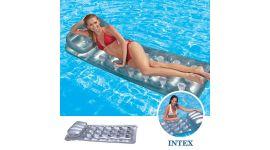 Intex Luftmatratze - Suntan zilver 18-pocket (Intex 58894)