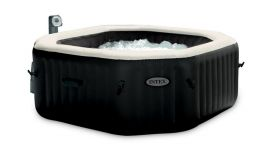 Intex PureSpa Jet & Bubble deluxe - octagon 6 pers.