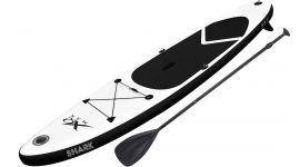 XQ max aufblasbare SUP Board mit Zubehör (schwarz)