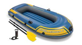 Schlauchboot Intex - Challenger 2 Set