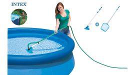 Intex Pool Reinigungsset (einschließlich Stiel)