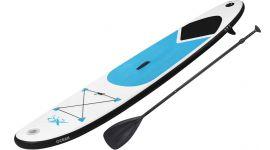 XQ max aufblasbare SUP Board mit Zubehör (Blau)