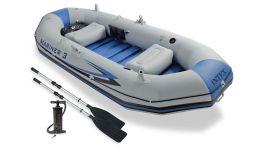 INTEX™ Aufblasboot - Mariner 3 Set