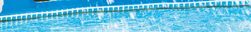 Hulp bij groen zwembadwater