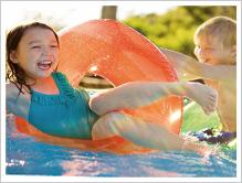 Garantie voor jaren zwemplezier!